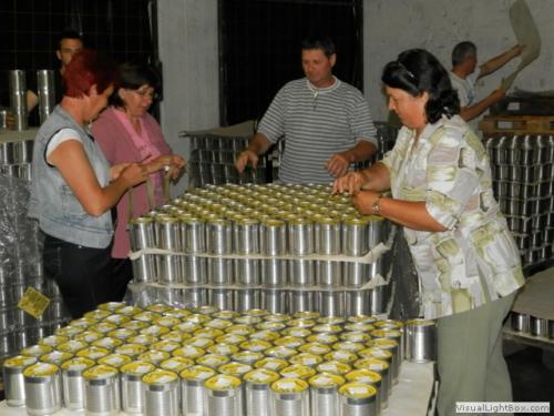 Nyírgelsei Önkéntesek az Élelmiszerbankban