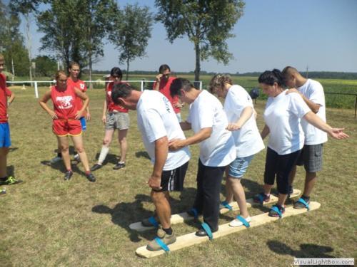 Kárpát medence legerősebb embere vetélkedő Kisléta 2012.08.04.