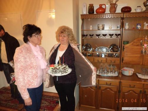 Orosz Julianna 90. születésnapja 2014.05.